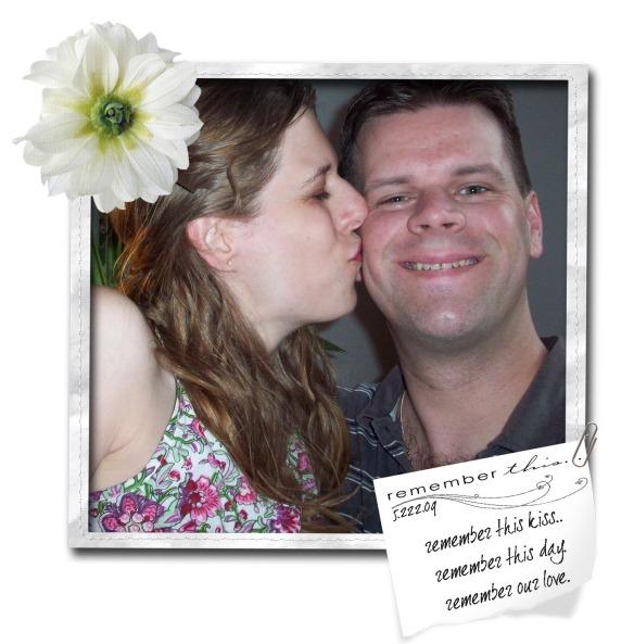 jd2 anniversary photo card - gratitude