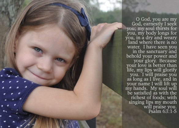 5th birthday prayer